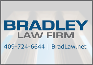 Bradley Law Firm Logo - Pillars BG